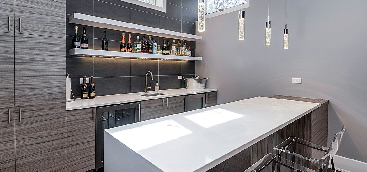 9 Top Trends In Basement Wet Bar Design For 2020 With Images