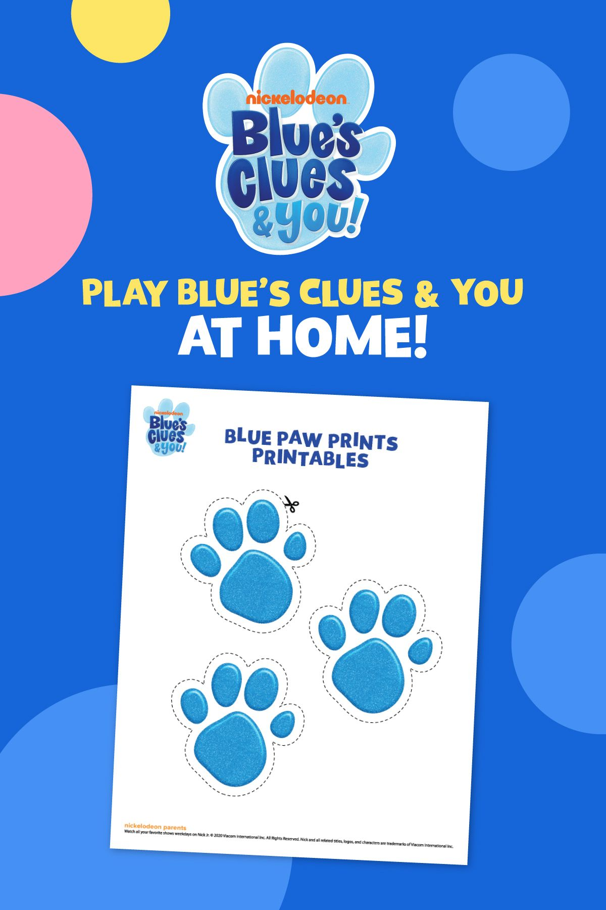 Pin on Blue's Clues & You