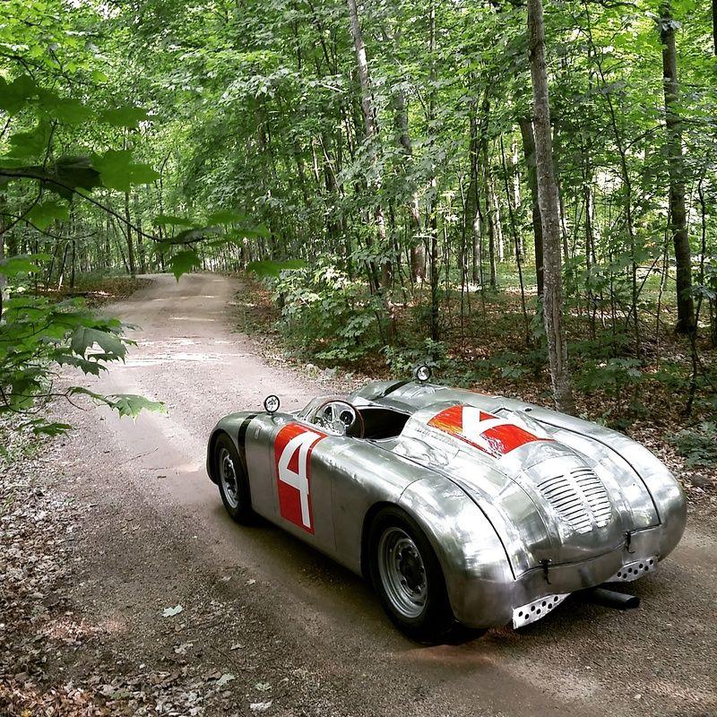 1962 Other Makes Frankfurt Flyer Aluminum Spyder Porsche