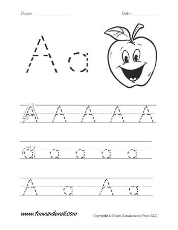 letter a handwriting worksheet sprouts projects handwriting alphabet handwriting worksheets. Black Bedroom Furniture Sets. Home Design Ideas