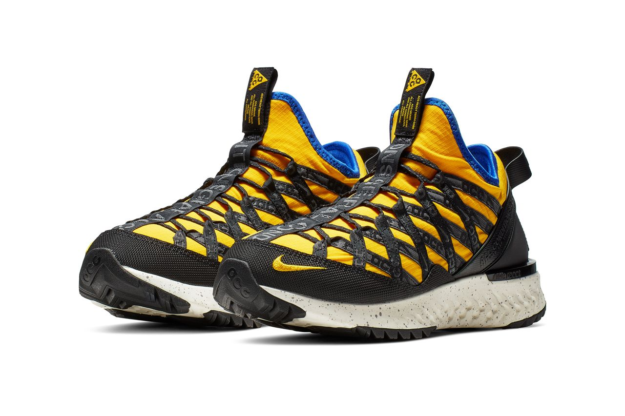 f8c151bbf81ac Nike ACG Launches New React Terra Gobe in Two Sporty Editions ...