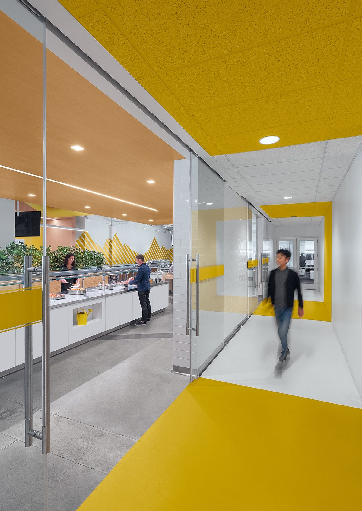 A Look Inside Technology Company Offices in Sunnyvale
