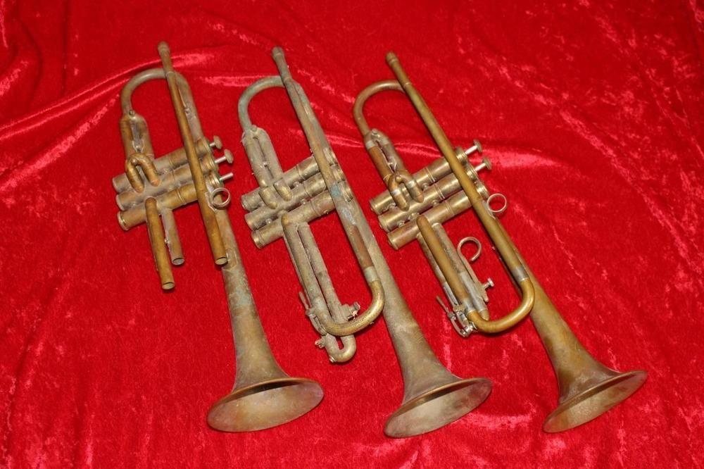 dating olds ambassador trumpet