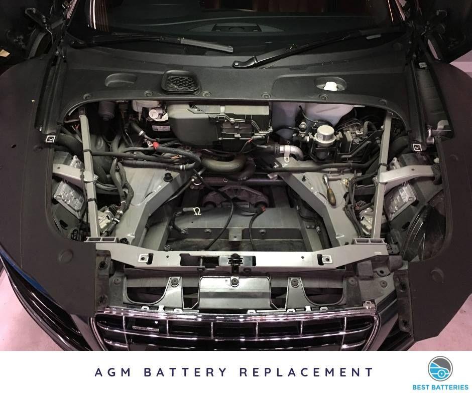 AGM Battery replacement. AUDI R8 2012 Car, Audi r8, Brisbane