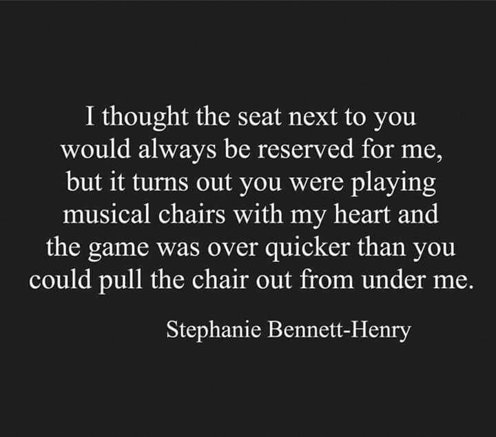 Musical Chairs Musicalchairs Stephanie Bennett Henry The Game Is Over Musical Chairs
