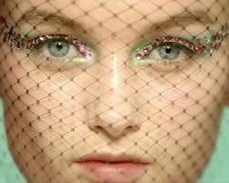 Resultado de imagem para makeup de passarela