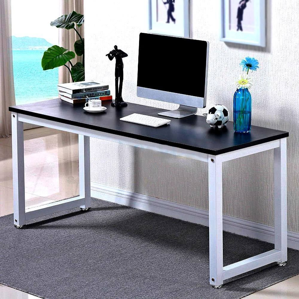 - Compact Computer Writing Desk Student Workstation Home Office