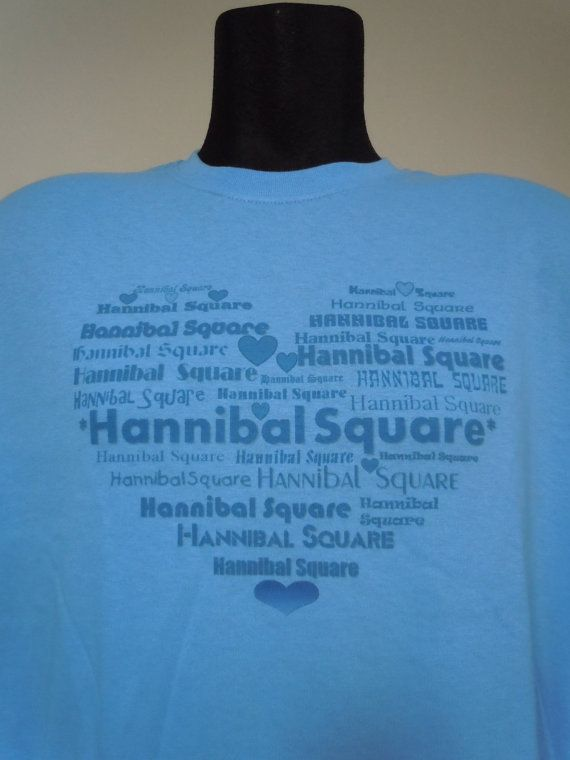 I HEART Hannibal Square Winter Park Florida by ILUVWinterPark, $20.00. #iluvwinterpark