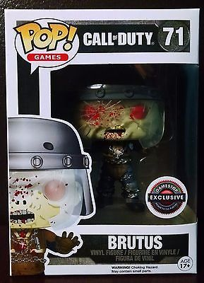 CALL OF DUTY BRUTUS VINYL FIGURE POP GAMES BRAND NEW FUNKO GREAT GIFT