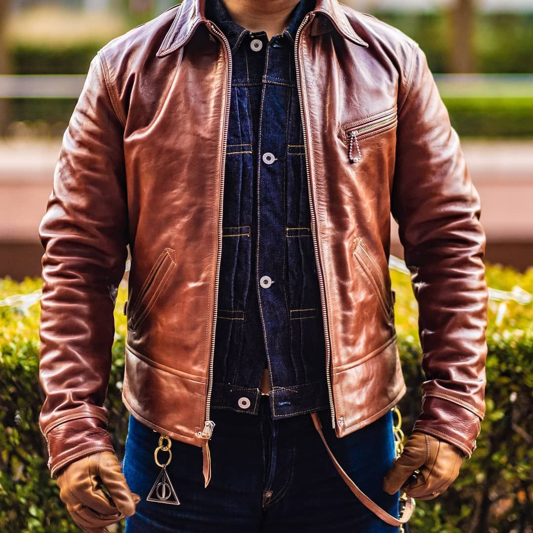 As Most Of You Know I M Not Into Double Denim But I Am Open To Experimenting With The L Leather Jacket Outfit Men Leather Jacket Men Style Leather Jacket Men [ 1080 x 1080 Pixel ]
