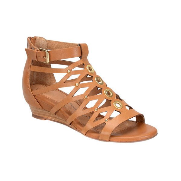 9e2b0fda1f38 Women s Sofft Roslyn Gladiator Sandal ( 80) ❤ liked on Polyvore featuring  shoes