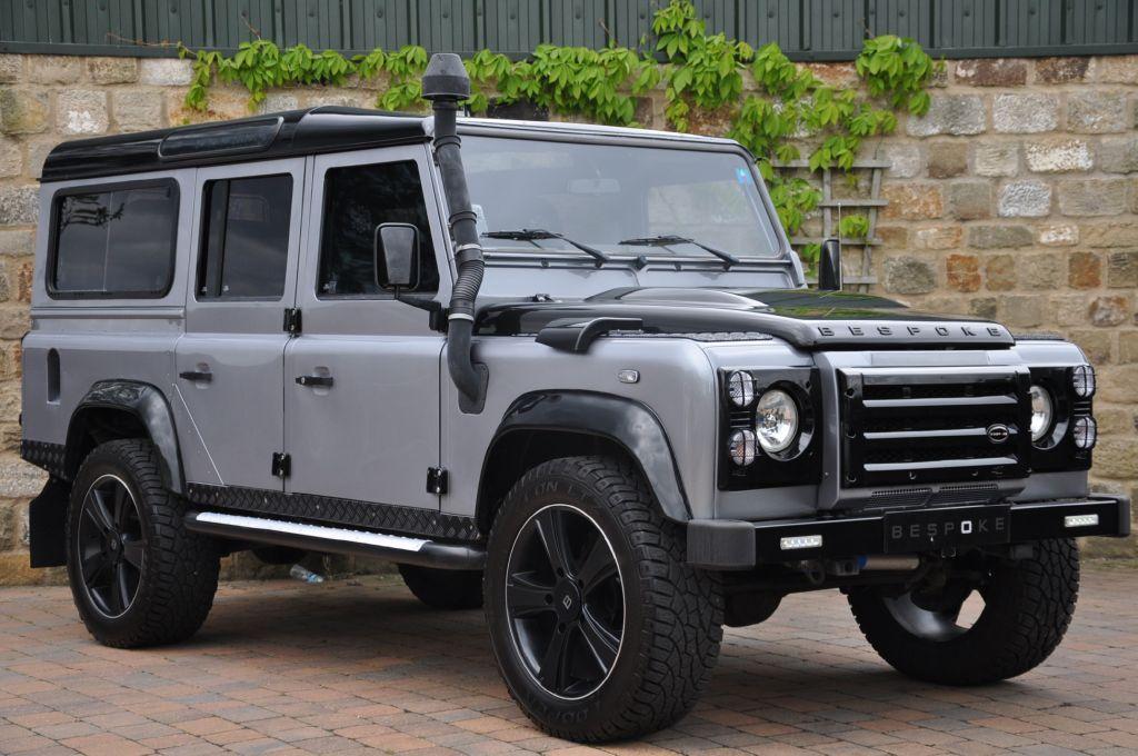 Defender 110 Custom Used Land Rover Defender Bespoke Defender Gts R 110 Harrogate North Land Rover Defender Land Rover Car Wheels