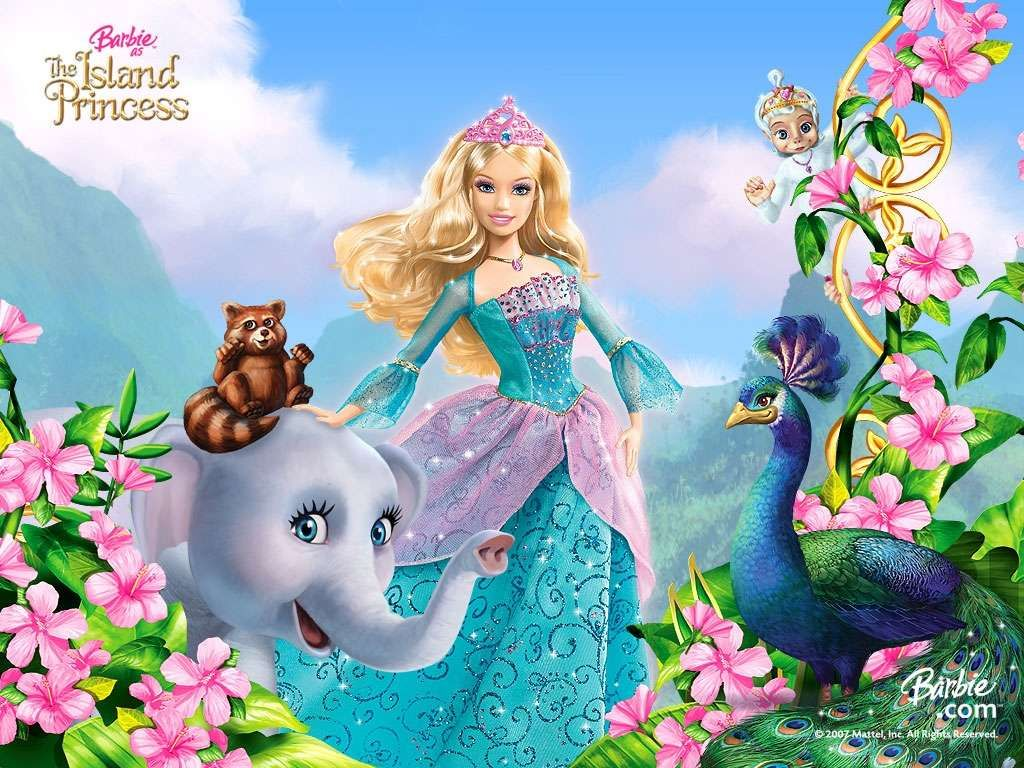 Click Here To Download In Hd Format Barbie Island Princess