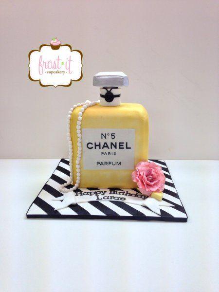 Excellent Occasion Cakes Chanel Cake Bottle Cake Cake Designs Birthday Funny Birthday Cards Online Necthendildamsfinfo