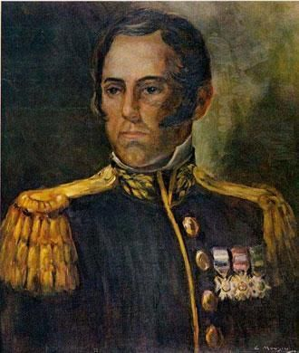General Bento Goncalves Da Silva Revolta Da Sabinada Brasil