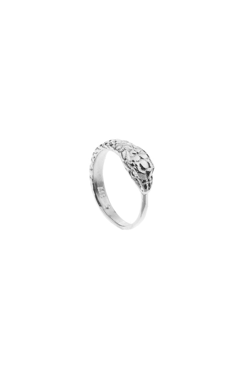 "Mr. Ouroboros Ring (Chrome) - Mister - ""Day by Day"""