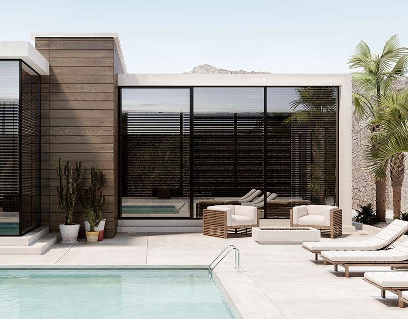 Interior design of apartment. Modern light elegant ...