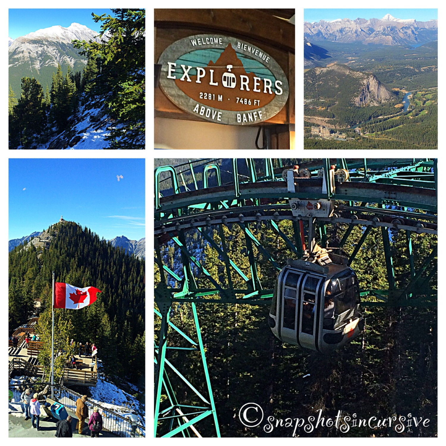 Soar to the Summit of Sulphur Mountain in Banff, Canada