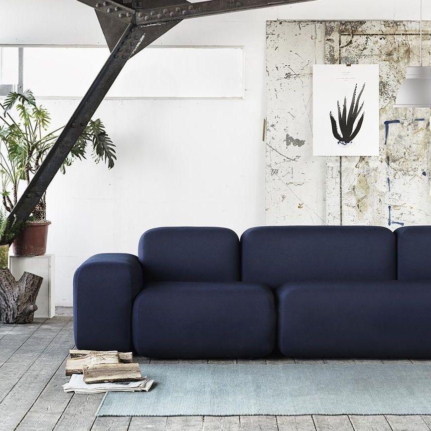 Muuto Soft Blocks 2 Sitzer Sofa 225x74x105cm