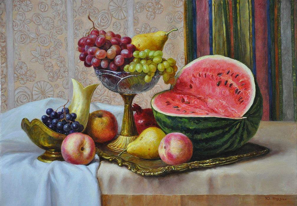 картинки натюрморт фрукты ситуацию можно
