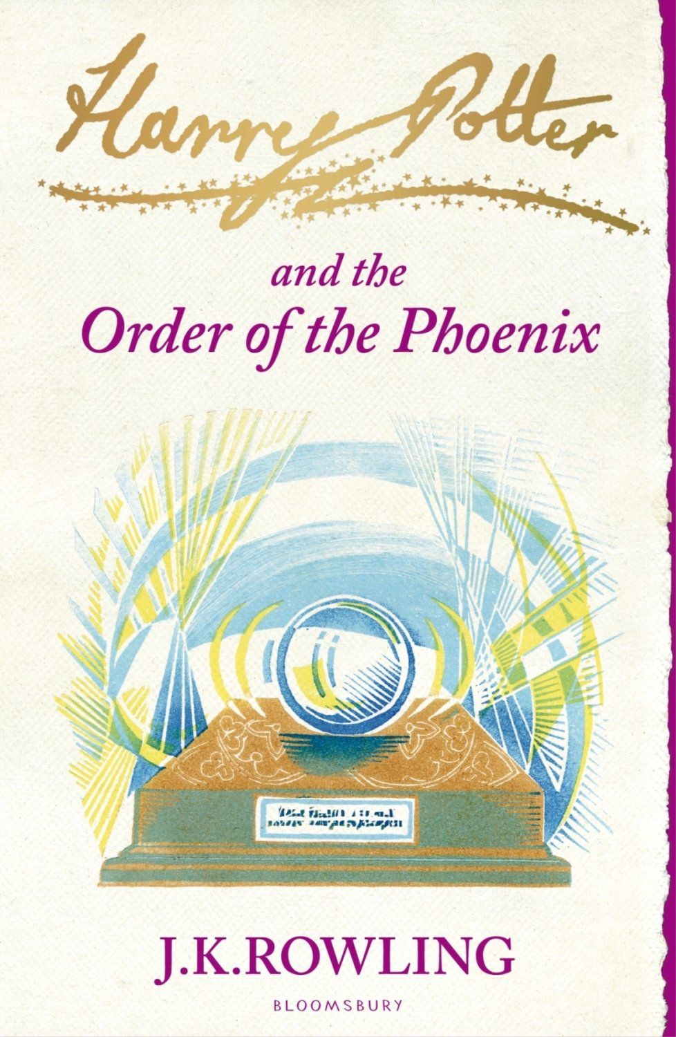 Image result for order of the phoenix book cover uk