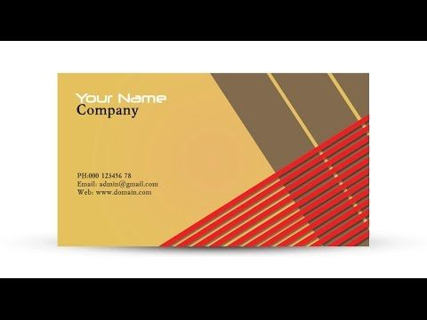 How to make a simple business card in adobe photoshop cc places how to make a simple business card in adobe photoshop cc reheart Image collections