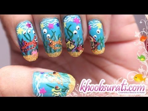 Httpsyoutubewatchvo N5tixcina Nail Art Videos 2