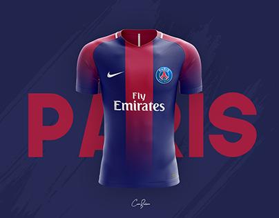 PARIS St. Germain - NIKE® 2018 19 Concept  cdcbe4ad02068
