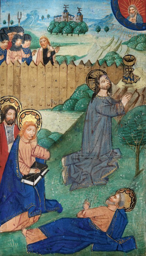 Book of Hours, Use of Sarum, and Psalter Origin Netherlands, S. Date ...