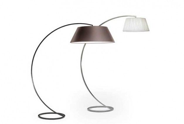 Arched Floor Lamp Natuzzi Italia Wisdom Lighting
