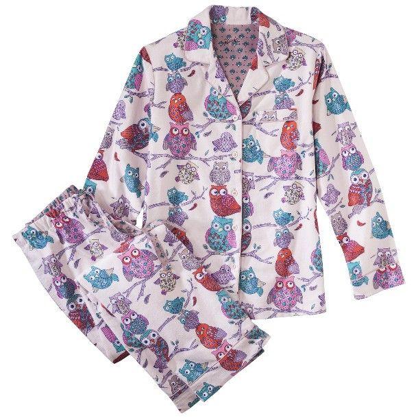 367ae674be31 Nick   Nora® Women s Pajama Set - Owls   Target.com Size M  29.00 ...