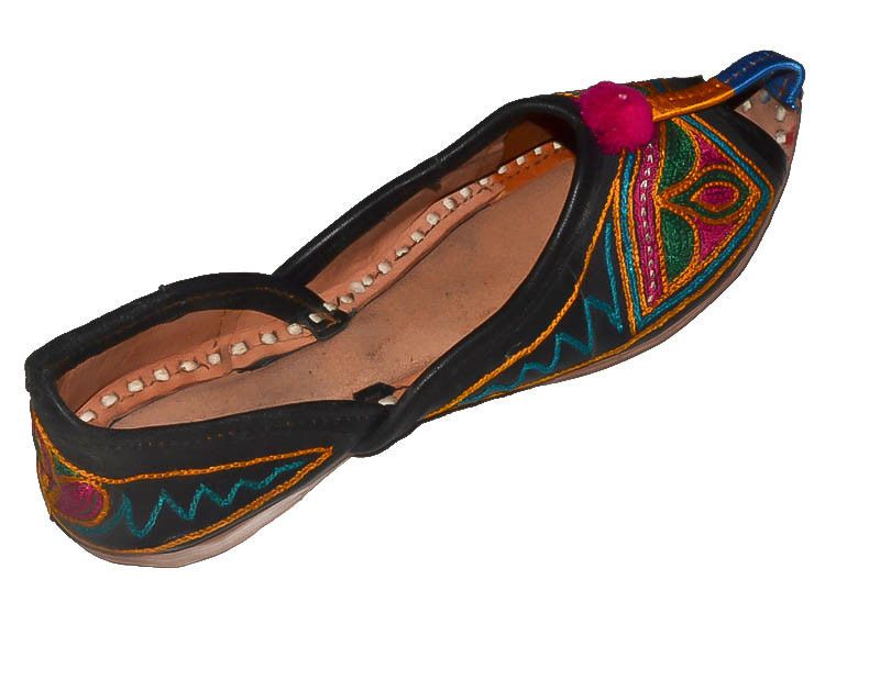 3904098fe US SIZE 6 WOMEN S BADMERI JUTTI BEAUTY PUNJABI SHOES INDIAN RAJASTHANI  SANDAL  fashion  clothing  shoes  accessories  womensshoes  sandals (ebay  link)