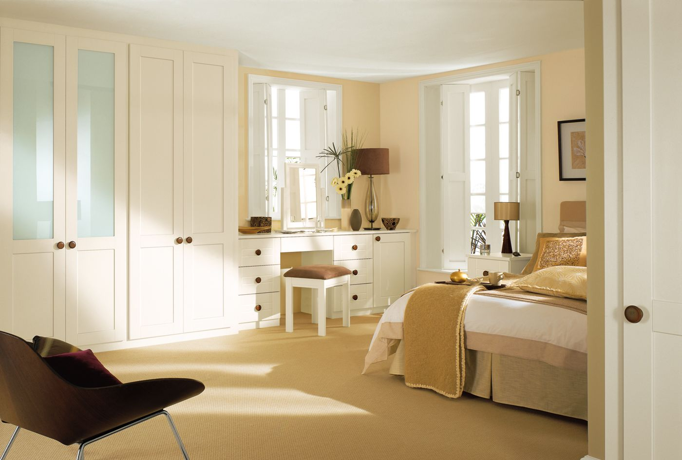 Bon Shaker Wardrobes U0026 Cream Bedroom Furniture From Sharps