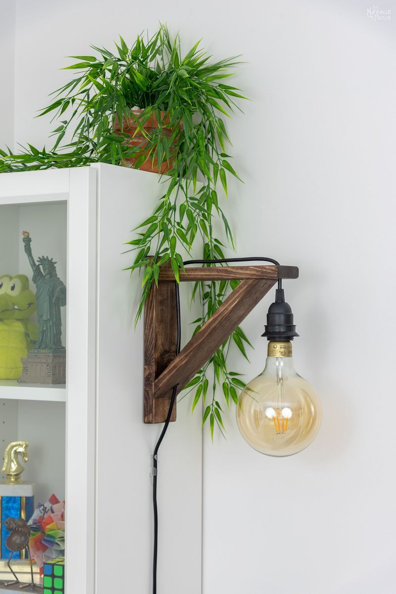 Diy Corbel Sconces Farmhouse Wall Lighting Wall Decor Lights Bedroom Lighting Diy