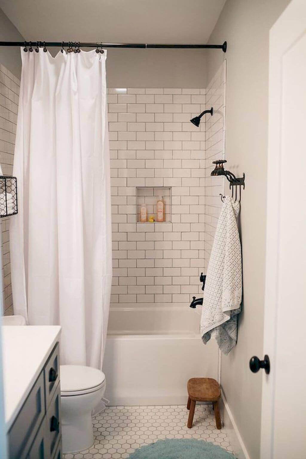 23 transformaciones increíbles de baños muy pequeños que debes ...
