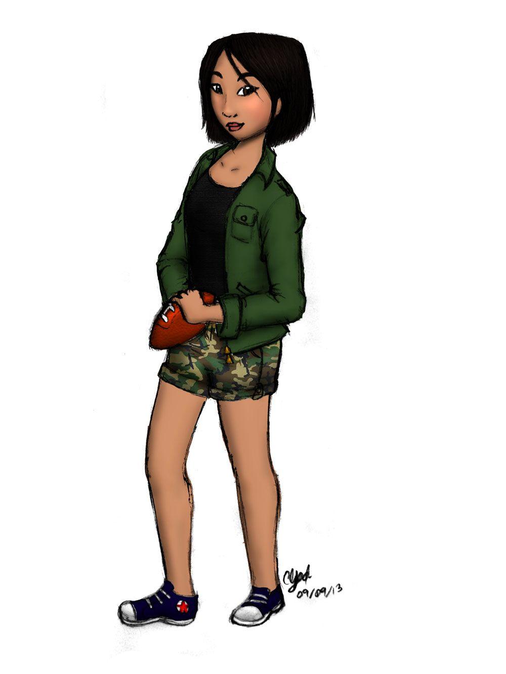 Pin By Samantha Liu On Modern Day Princesses Modern Disney Alternative Disney Princesses Merida Disney