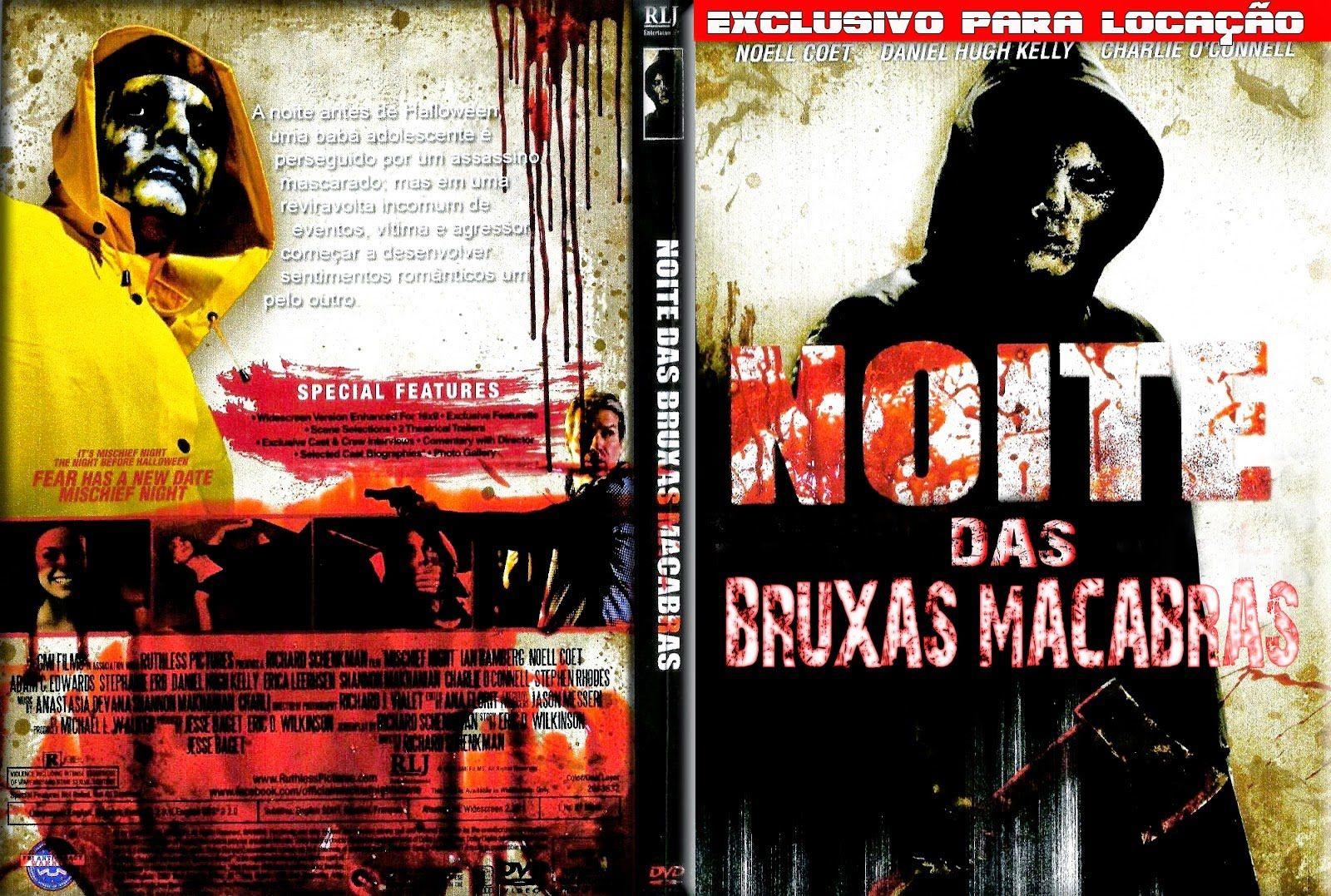 NOITE DAS BRUXAS MACABRAS (2013) Assistir Filmes Completos Dublados Lanç...