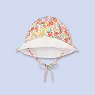 d6c500256fe5 Chapeau - Fille - ROUGE MULTICO - Jacadi Paris   Baby one   Pinterest