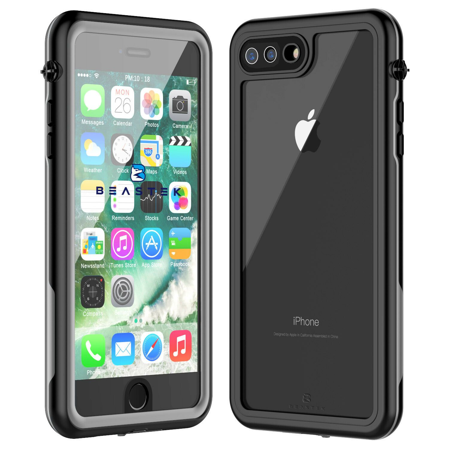 Waterproof Case For Apple Iphone 7 8 Plus Defender Shockproof Series Cover Click The Picture For More New 2020 Products Trends Phone Case Amazon Ebay 2020