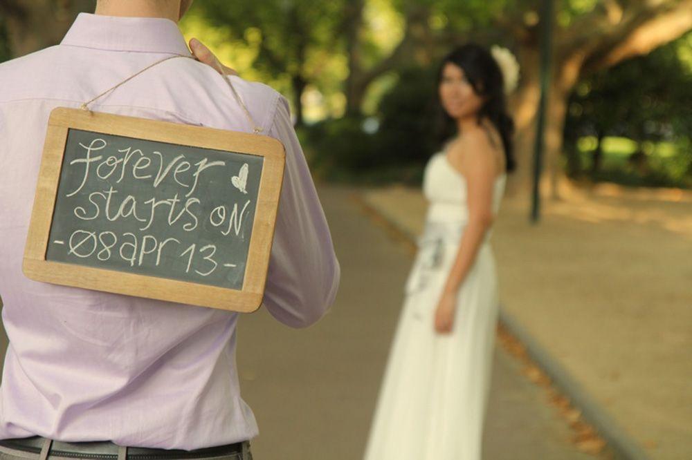 Pre Wedding Photoshoot Forever Starts On