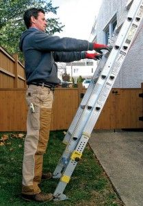 12 Ladder Safety Tips Ladder Best Ladder Balloon Frame