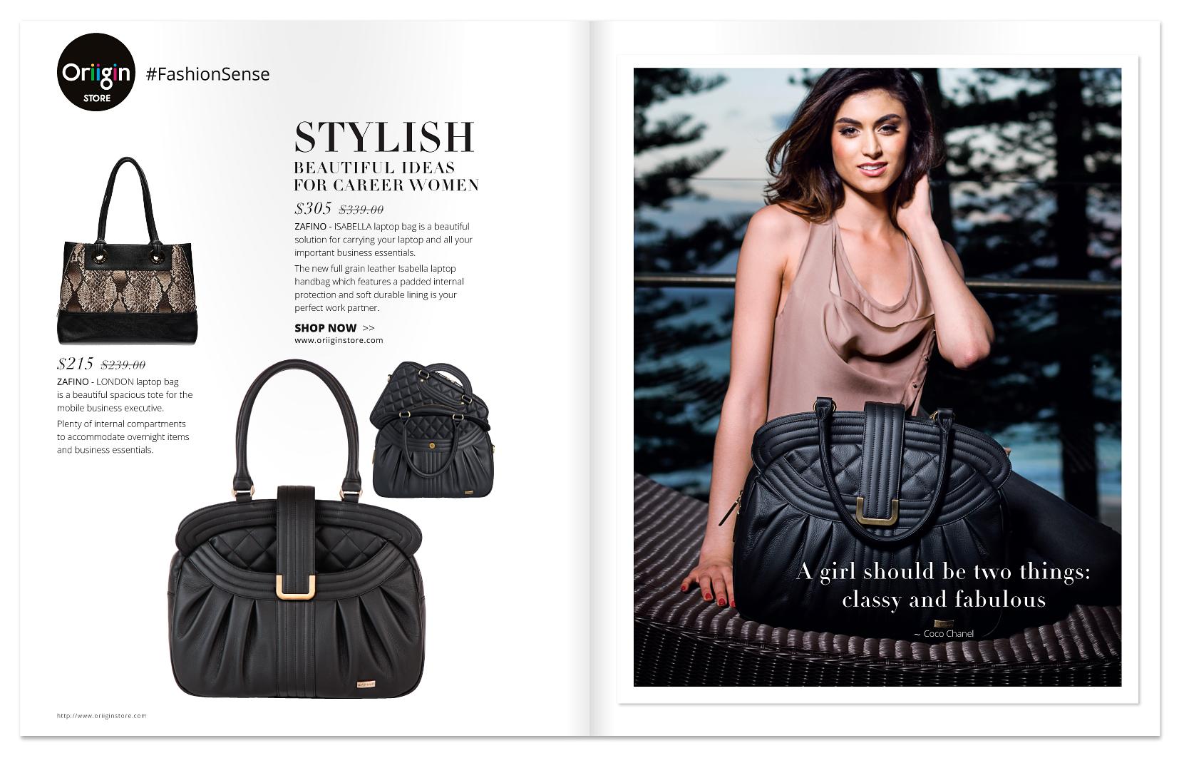 stylish beautiful ideas for career women. stylish fashion ad for