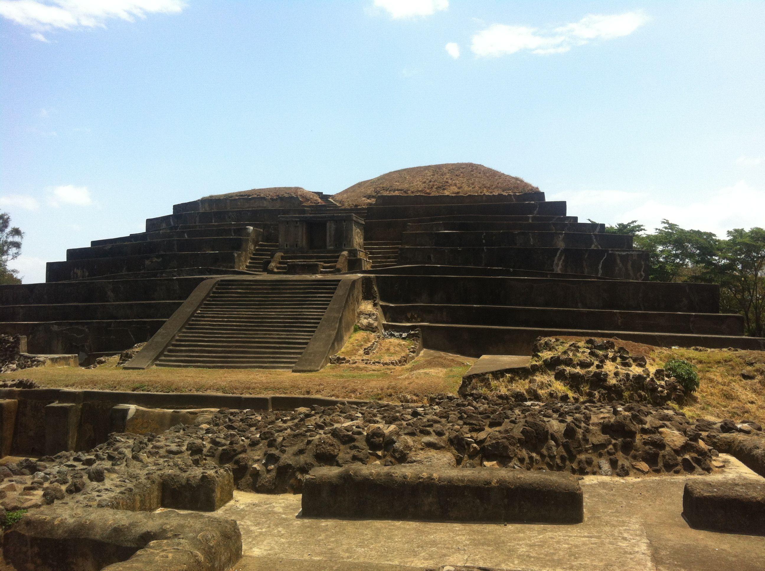 Ruinas del Tazumal chalchuapa