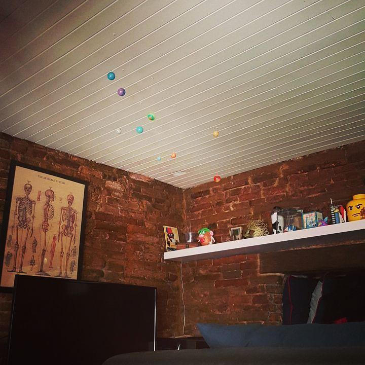 provocative-planet-pics-please.tumblr.com Comme une envie de voir les étoiles! #planets #deco #sweethome by annesophie.ben https://www.instagram.com/p/BB-MXwzN8Cj/