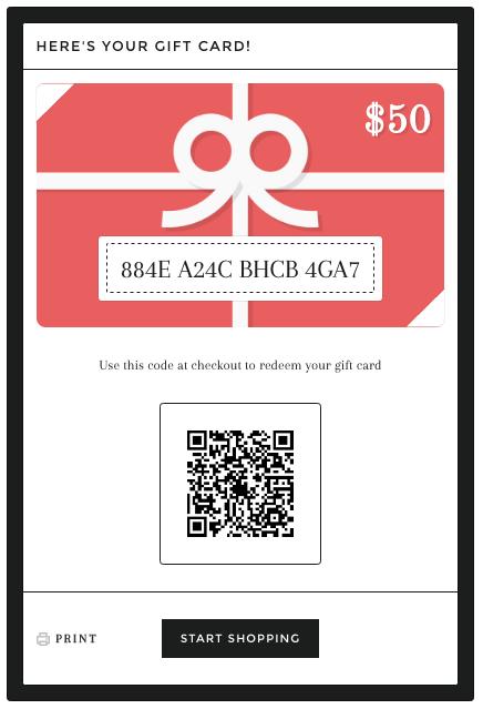 Getbullish Shop Gift Card 25 50 Or 100 Digital Gift Certificate In 2021 Online Gift Cards Digital Gifts Gift Card