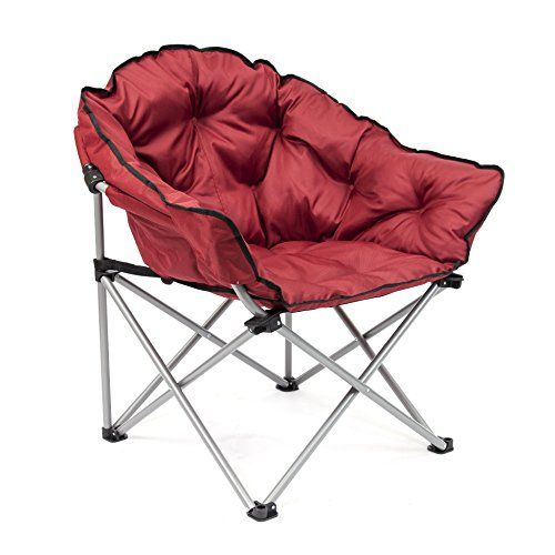 Astounding Mac Sports Folding Outdoor Club Chair Padded Camping Seats Uwap Interior Chair Design Uwaporg