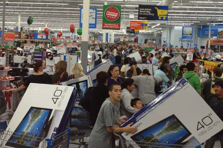 Black Friday is the day after Thanksgiving Day in the United ...