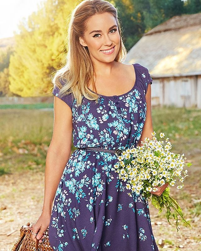 How Cute Laurenconrad Is Ready For A