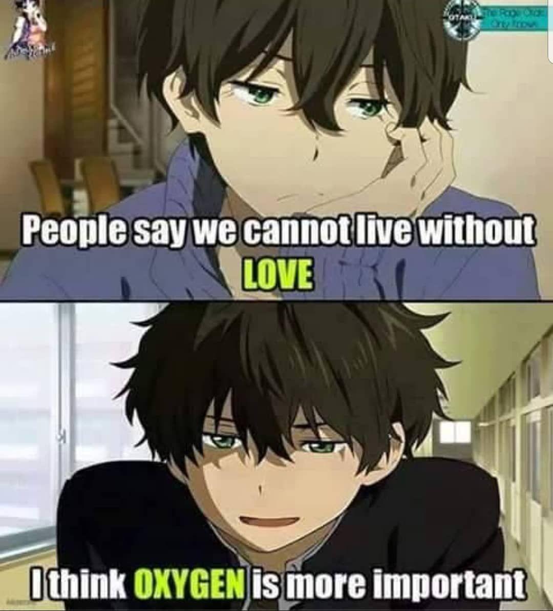 _feels_bad idek \_(ツ)_/ #anime #animememes #weeb #otaku # ...