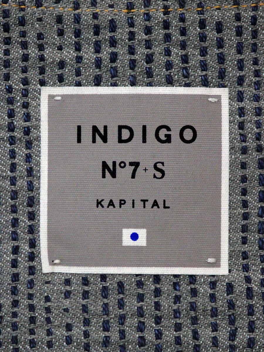 INDIGO No.7-S センチュリーデニム | KAPITAL - WEB SHOP